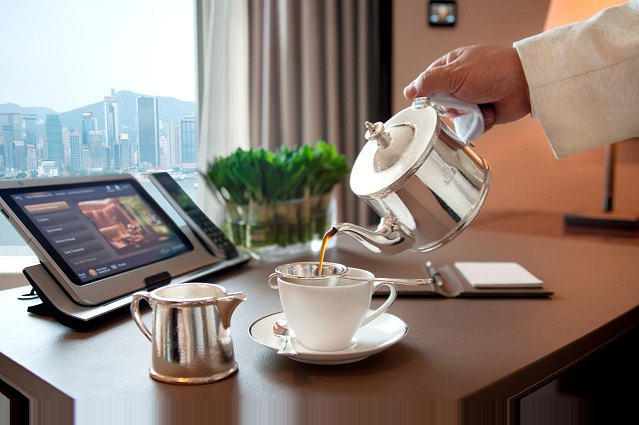 How tech should luxury hotel rooms go? An insight from top executives at major luxury hotel chains