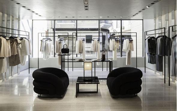 Giorgio Armani boutique Cannes, Croisette