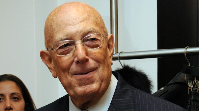 Mario Boselli, President of the Italian National Chamber of Fashion (Camera Nazionale della Moda Italiana)