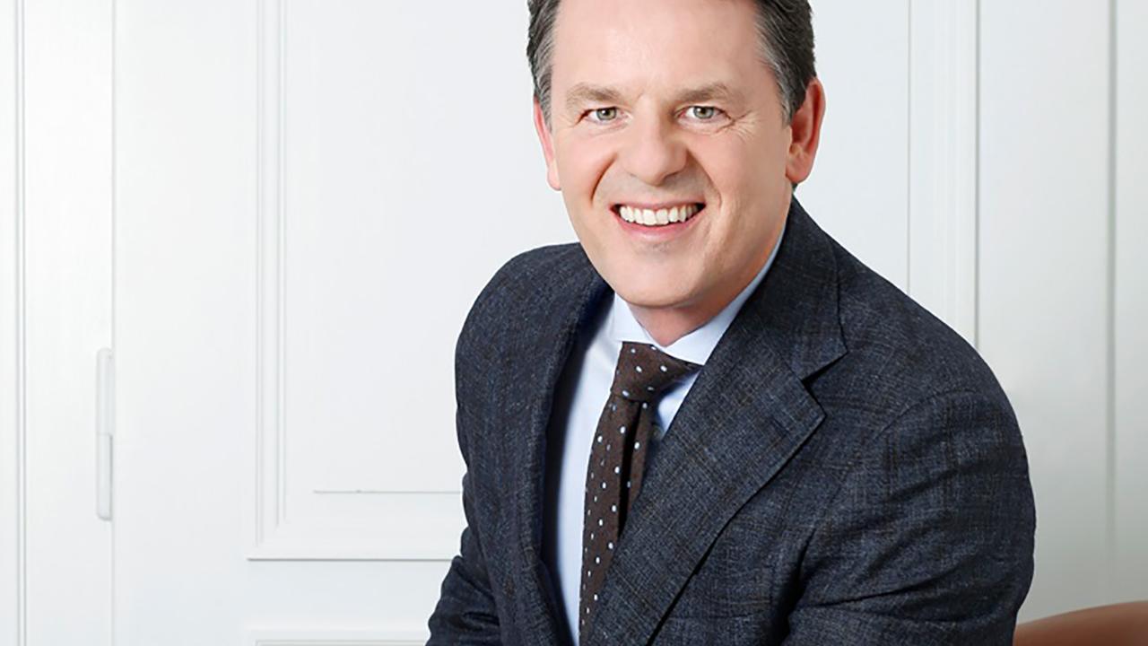Alain Zimmermann, CEO Baume & Mercier