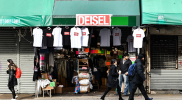 Diesel surprising pop-up store in New York 1