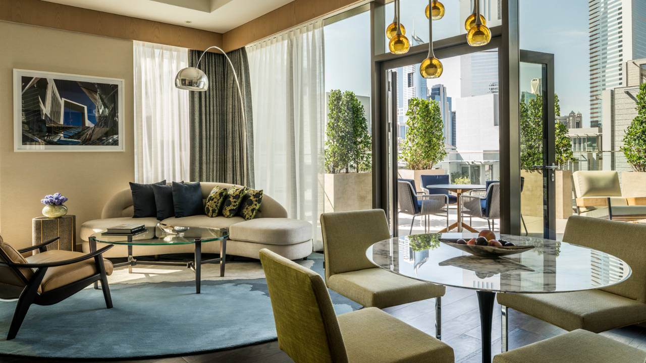 Four Seasons Hotel Dubai at DIFC