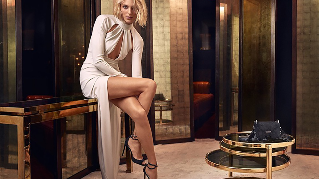 Jimmy Choo Spring Summer 2018 ad campaign