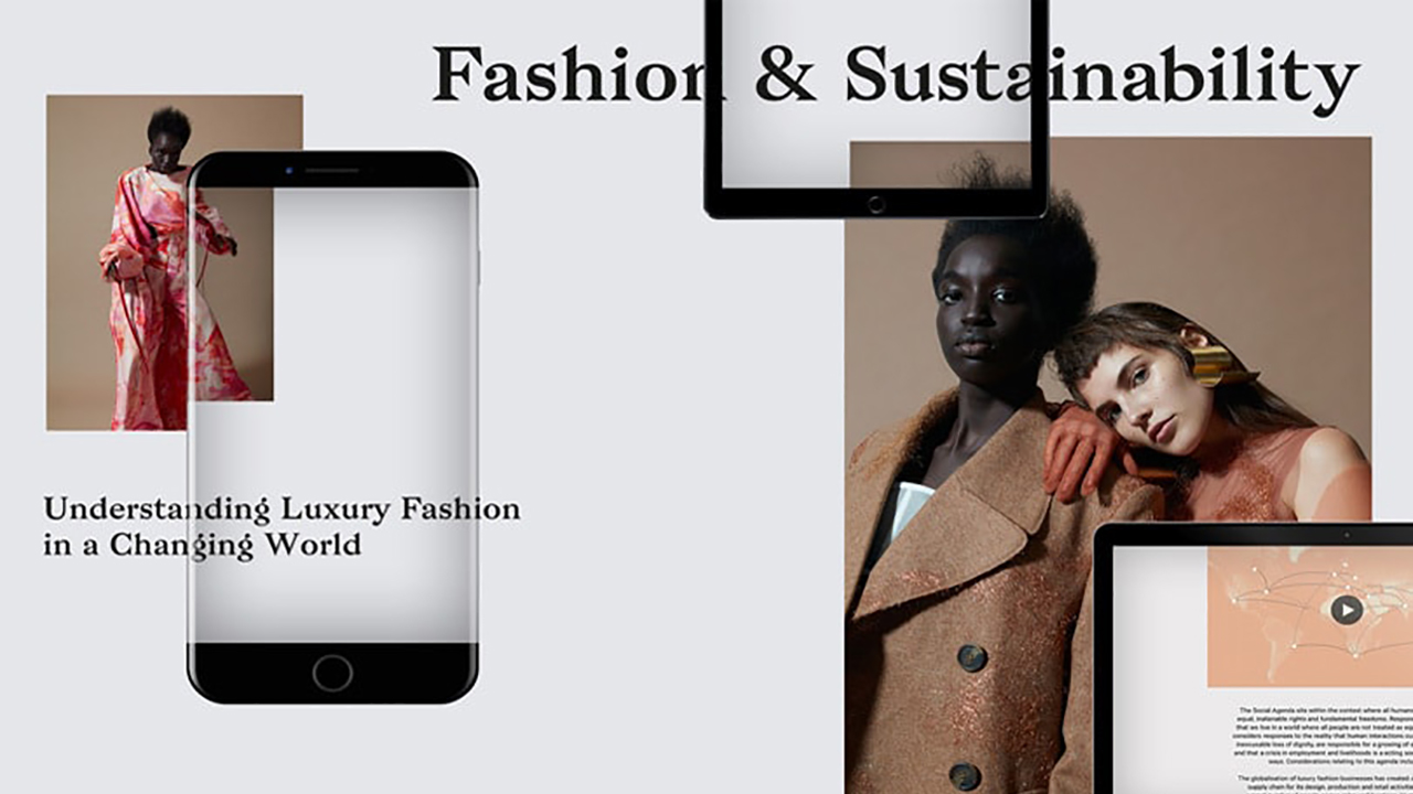 Kering & London College of fashion sustainability in luxury fashion