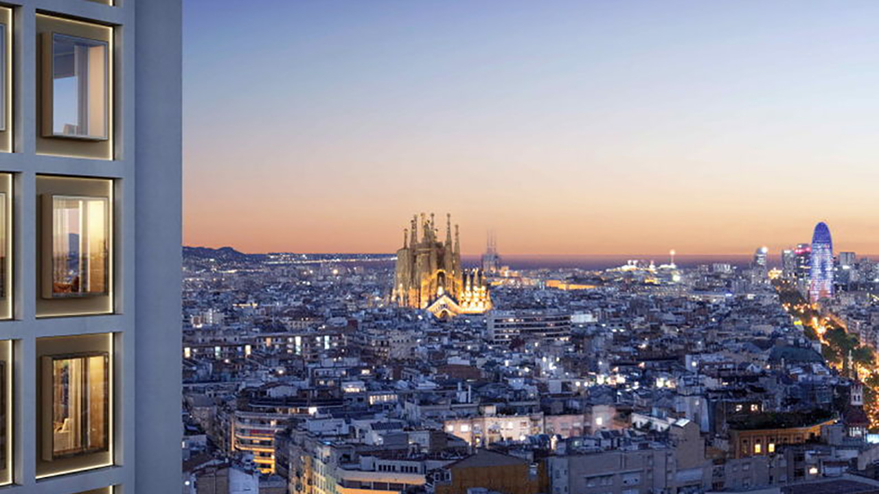 Mandarin Oriental to managed Residences in Barcelona