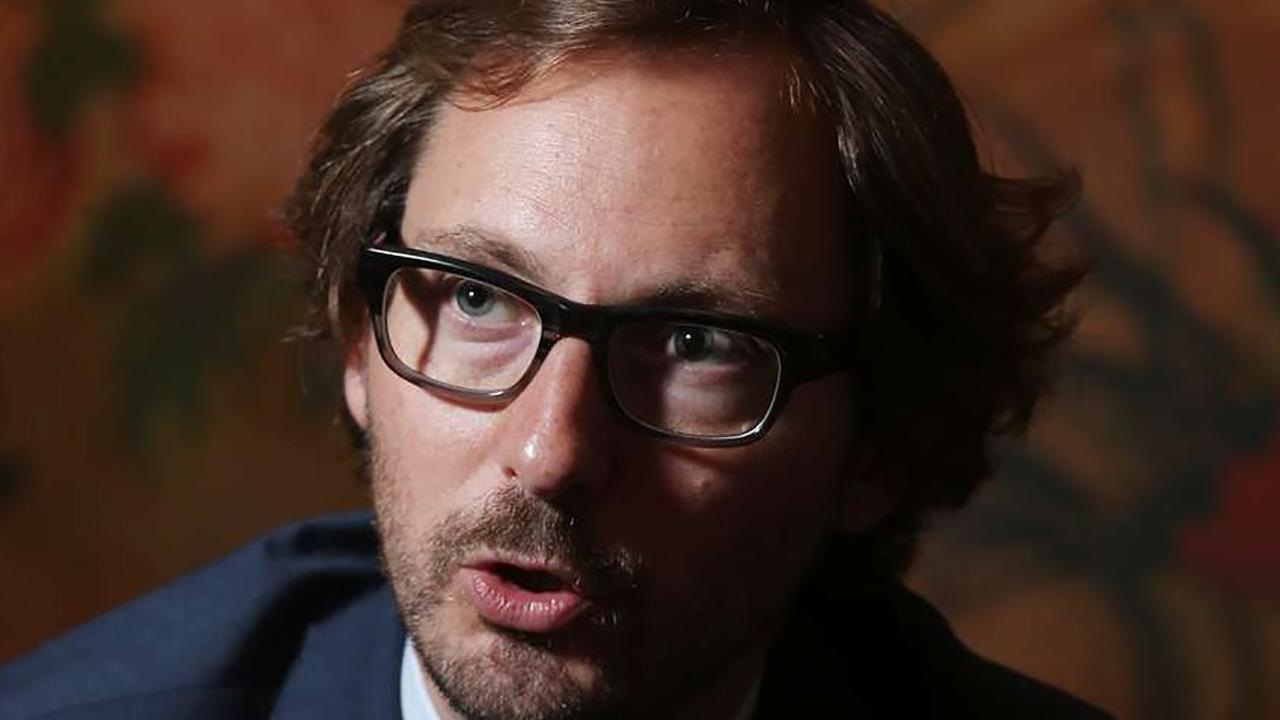 Nicolas Bos, CEO Van Cleef & Arpels