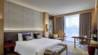 Sofitel City Centre Singapore – guestroom