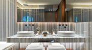 St Regis istanbul guest bathroom