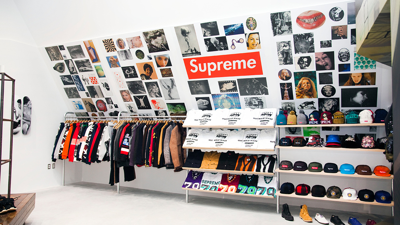Supreme store New York