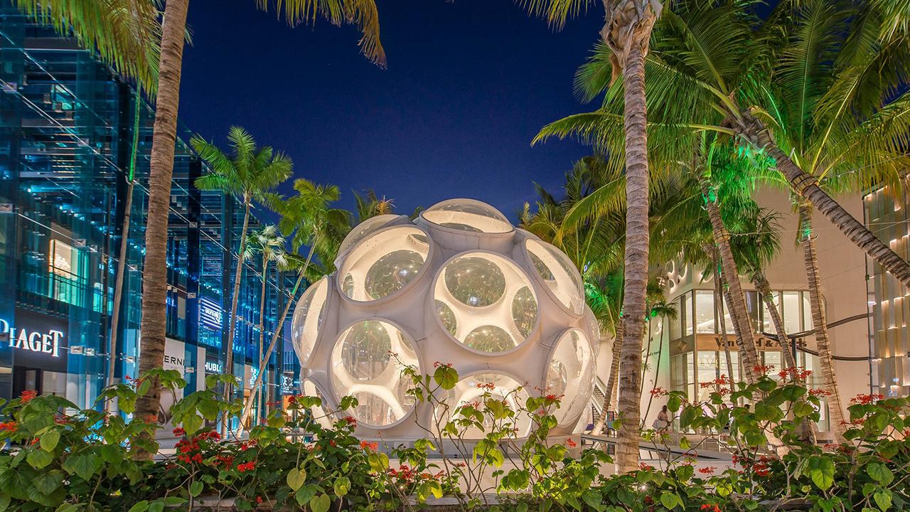 Watches & Wonders Miami Design District