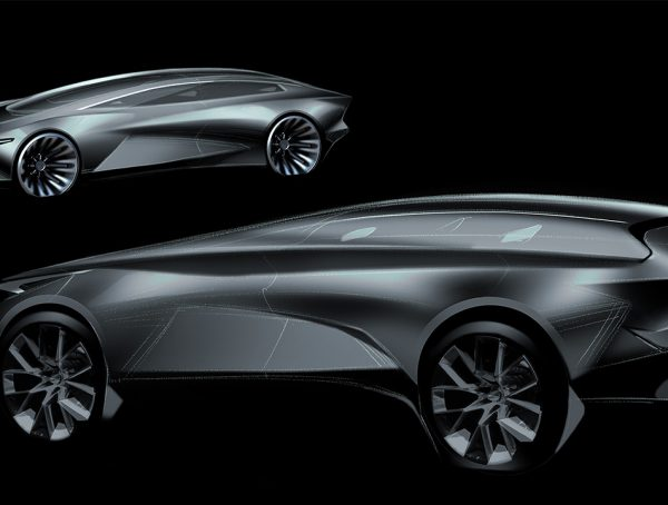 First car from Aston Martin's luxury sub-brand Lagonda will be an all-electric SUV
