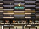 Rolex largest store in the world at Dubai Mall