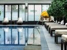 The Peninsula Beijing – swimming pool