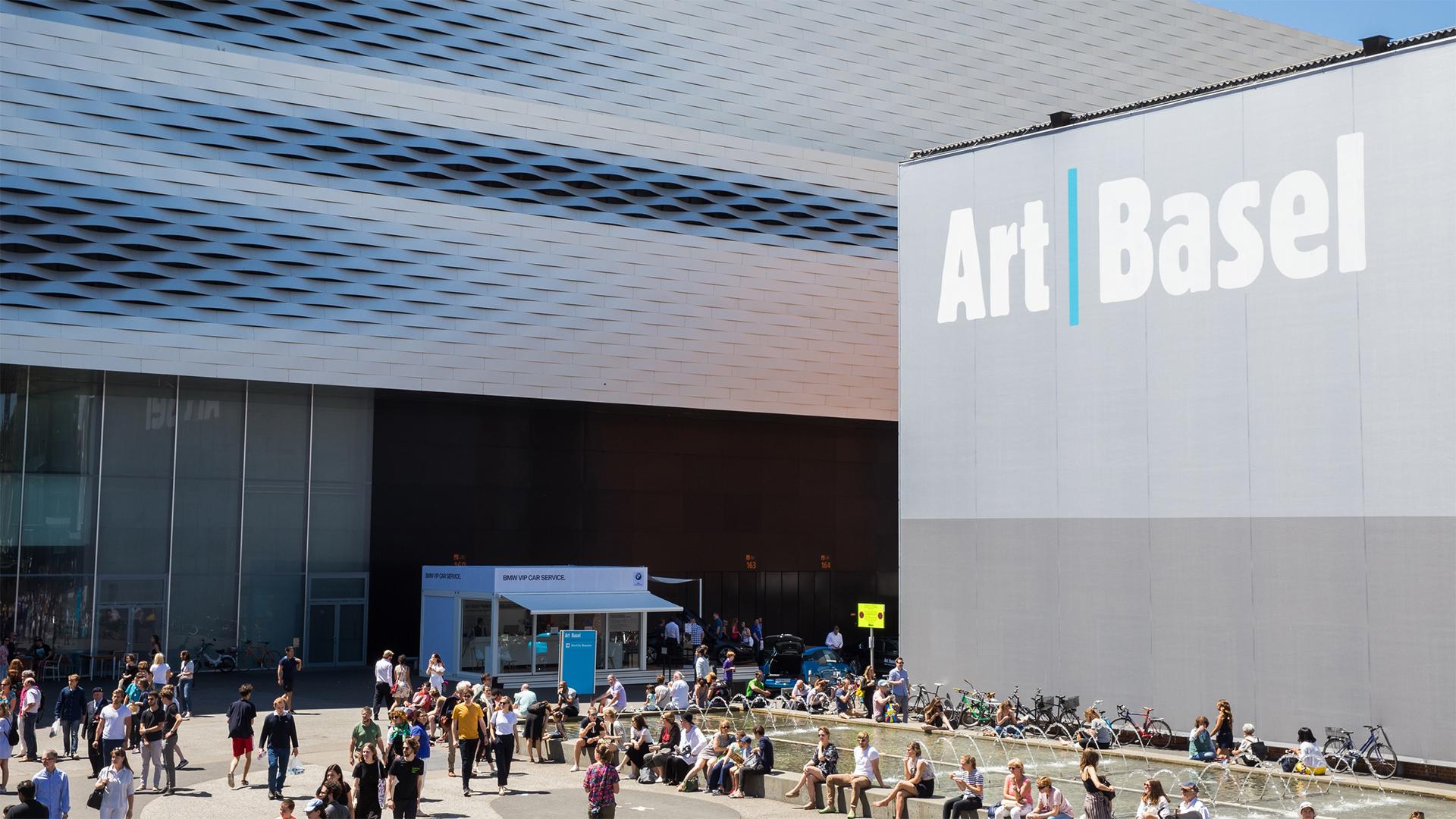 BMW at Art Basel 2018