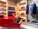 ISAIA new store in Rome