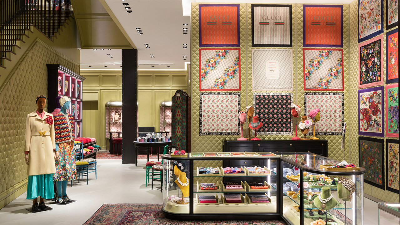 Gucci at The Dubai Mall - Fashion Avenue extension