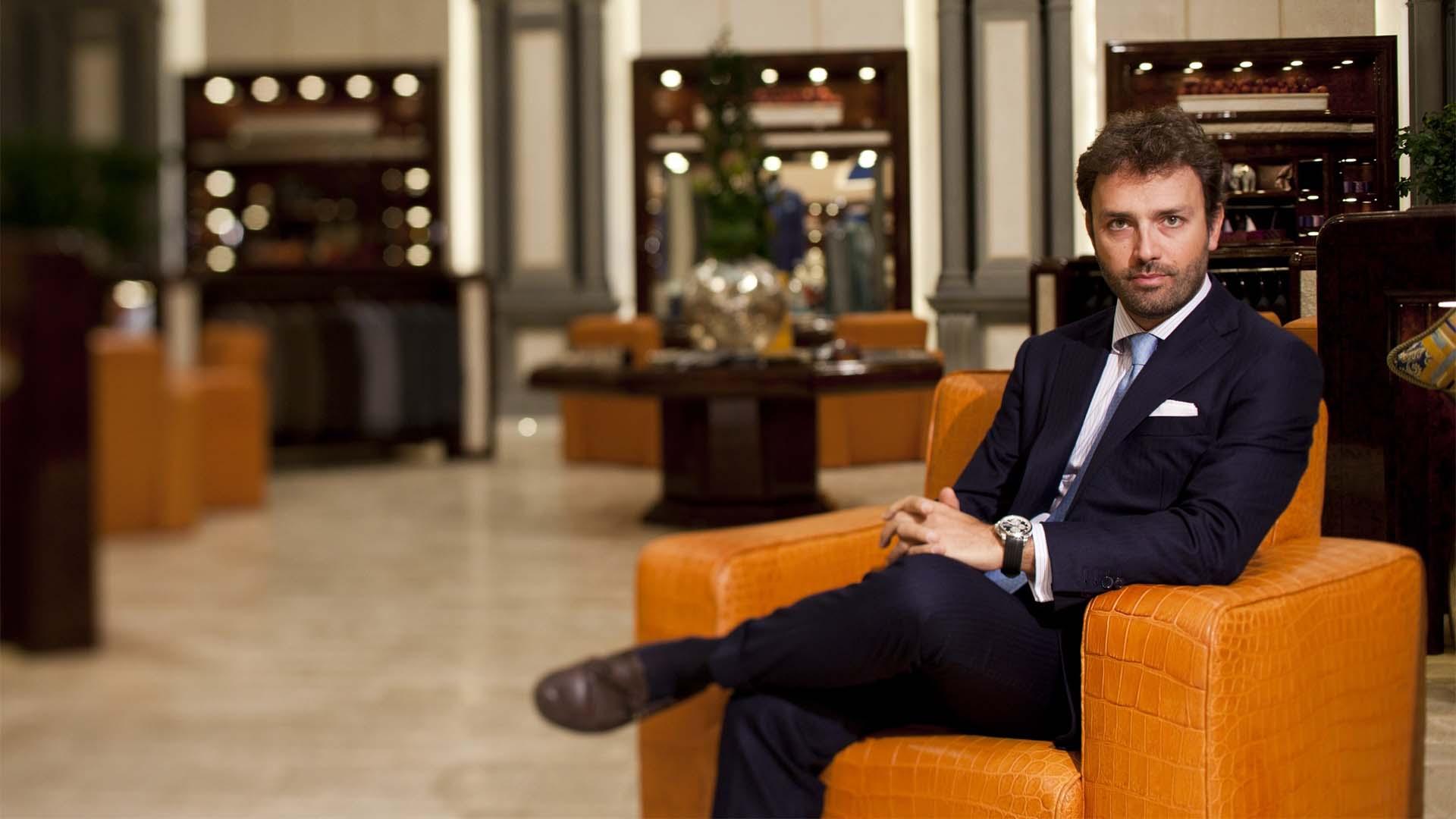 Niccolò Ricci, CEO Stefano Ricci (interview)