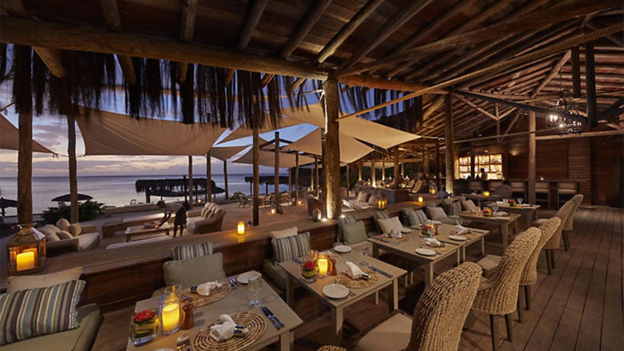 Mandarin Oriental Canouan - L'ance Guyac Restaurant