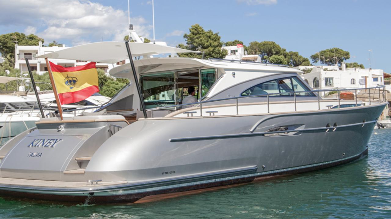 Kiney Yacht (Insider Mallorca - Heuchelnne Bauge)