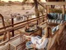 Belmond Savute Elephant Lodge (Mark Williams / Belmond Savute Elephant Lodge; Interiors by Muza Lab)