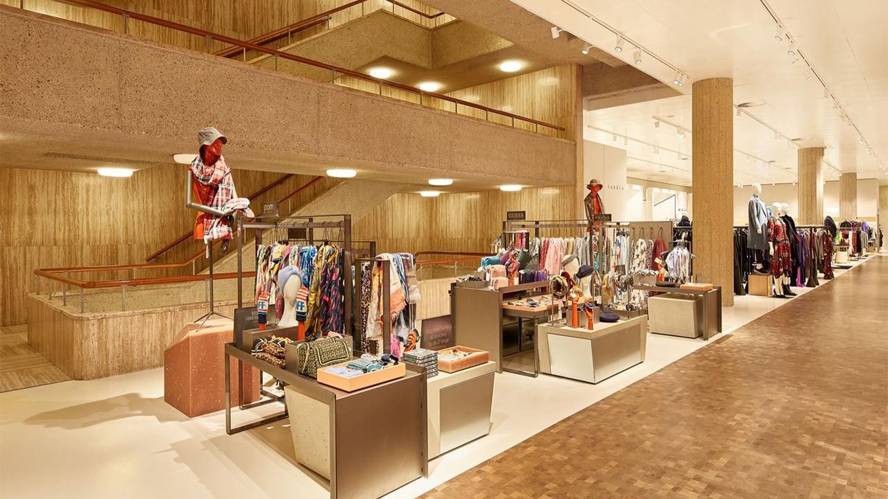 Bijenkorf Rotterdam luxury brands
