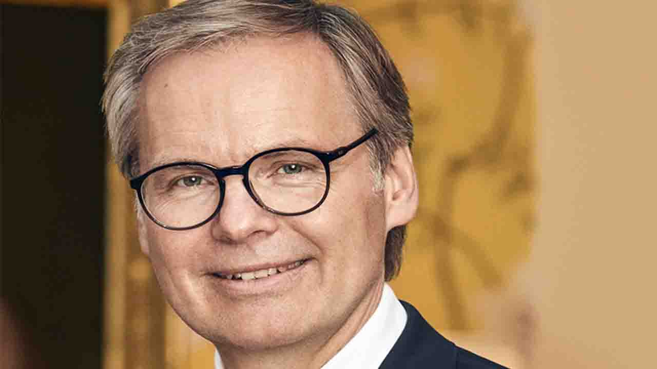 Frank Marrenbach, CEO Oetker Collection