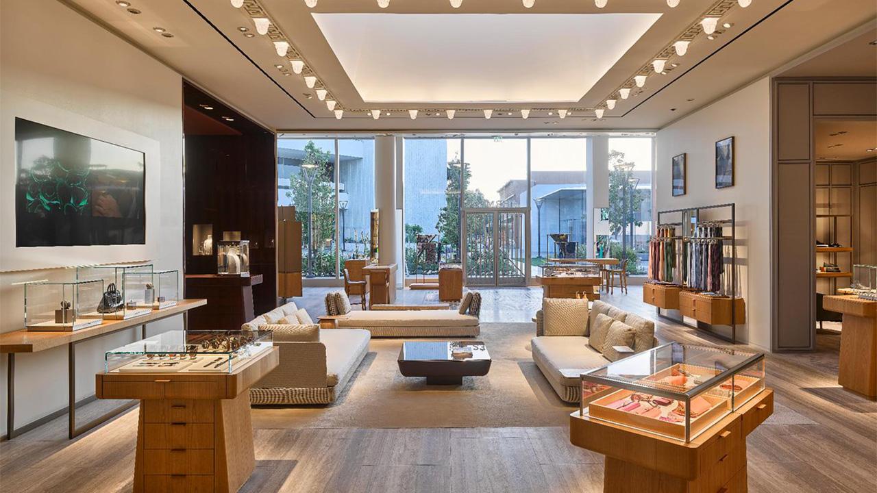 Hermes store Palo Alto