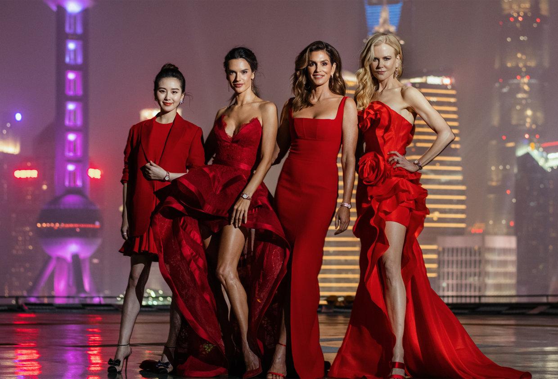 OMEGA event in Shanghai (Constellation Manhattan launch)