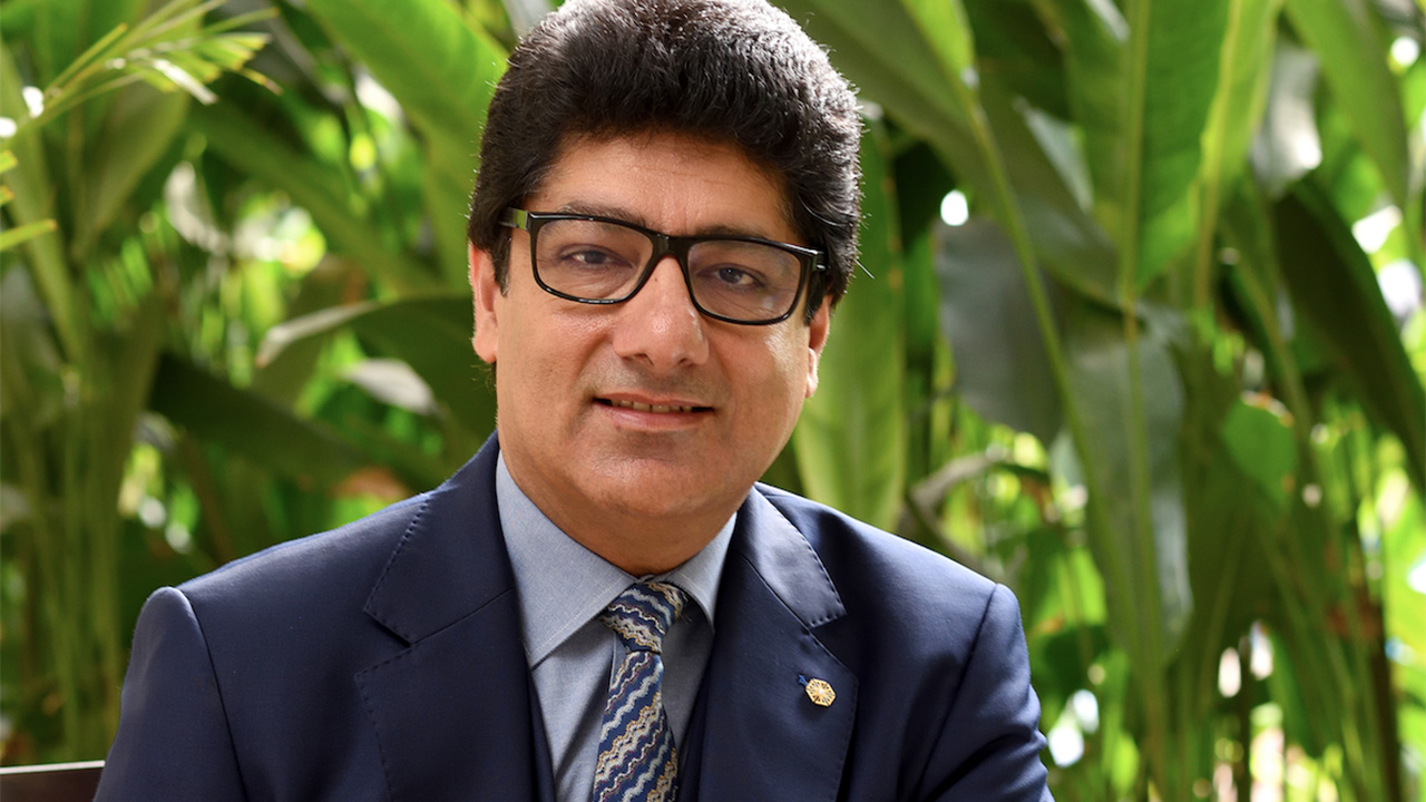 Puneet Chhatwal, CEO Taj Hotels Resorts & Palaces