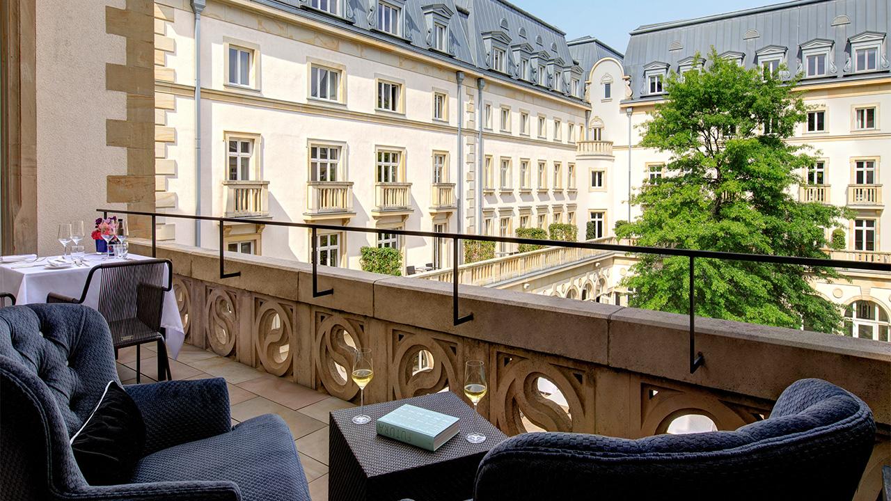 Rocco Forte Villa Kennedy (Frankfurt) - Jackie O Suite