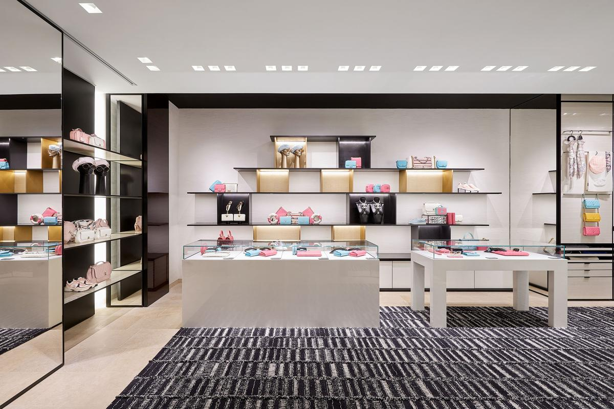 CHANEL new flagship store in Paris at Rue Cambon