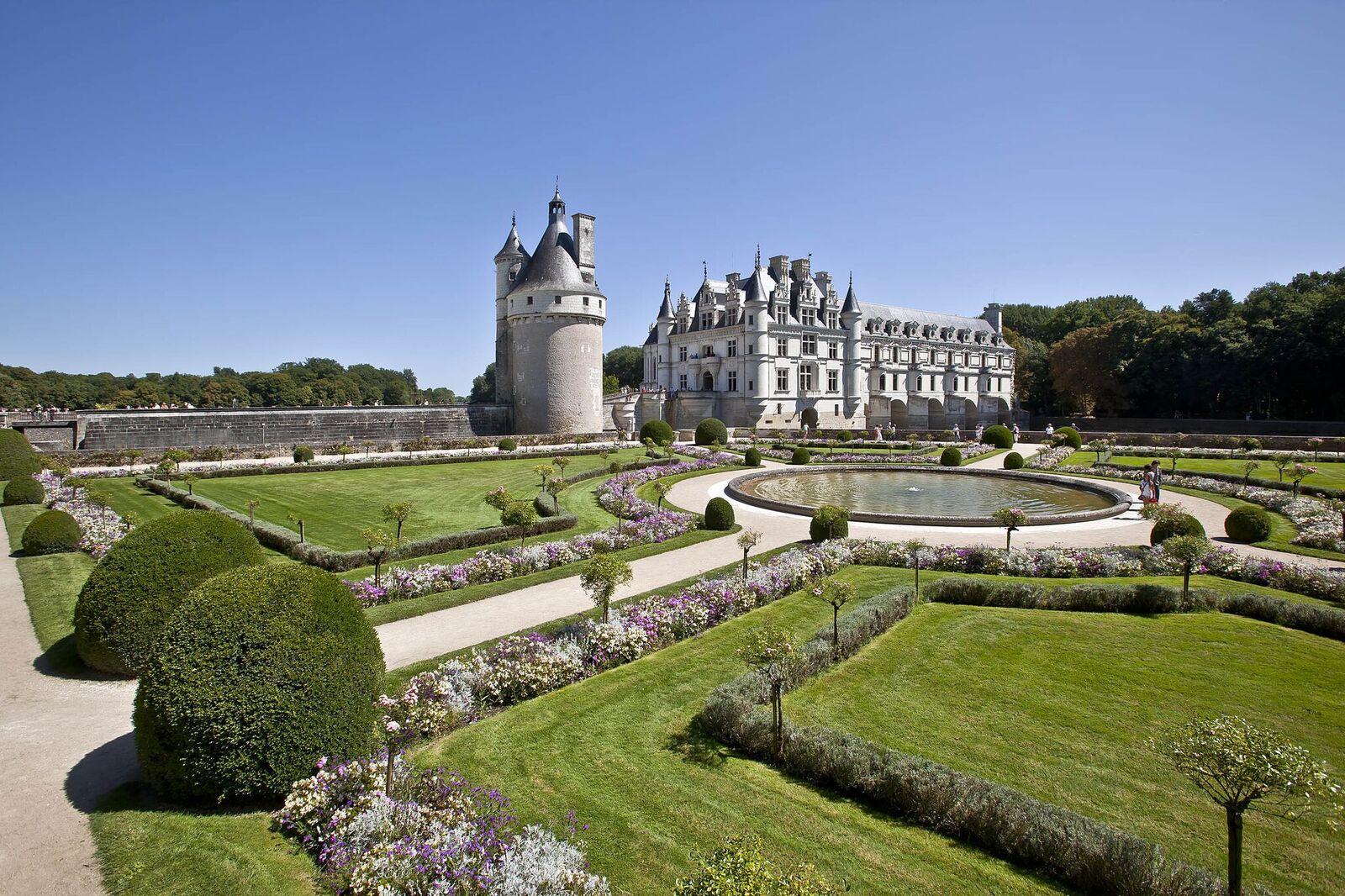 Château de Chenonceau (Le Crillon Rosewood Paris package)