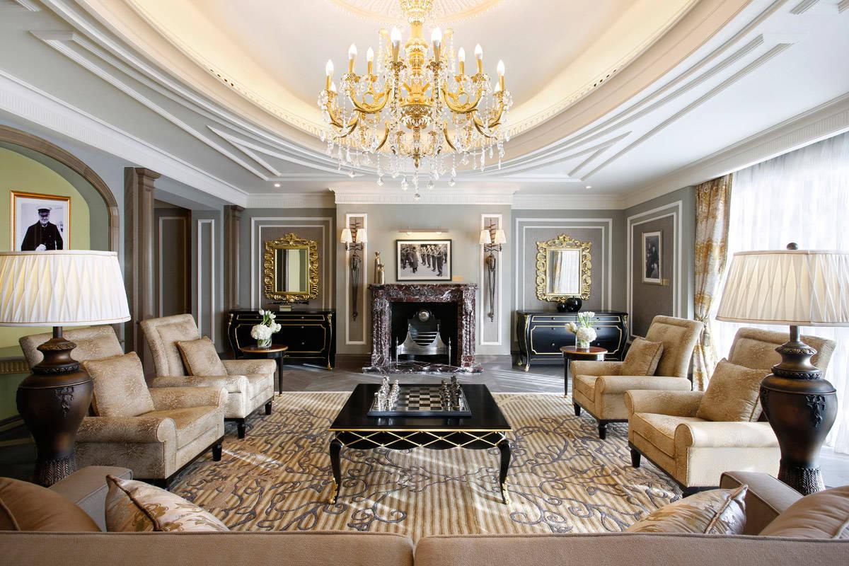 Habtoor Palace Dubai, LXR Hotels & Resorts (formerly) St Regis Dubai