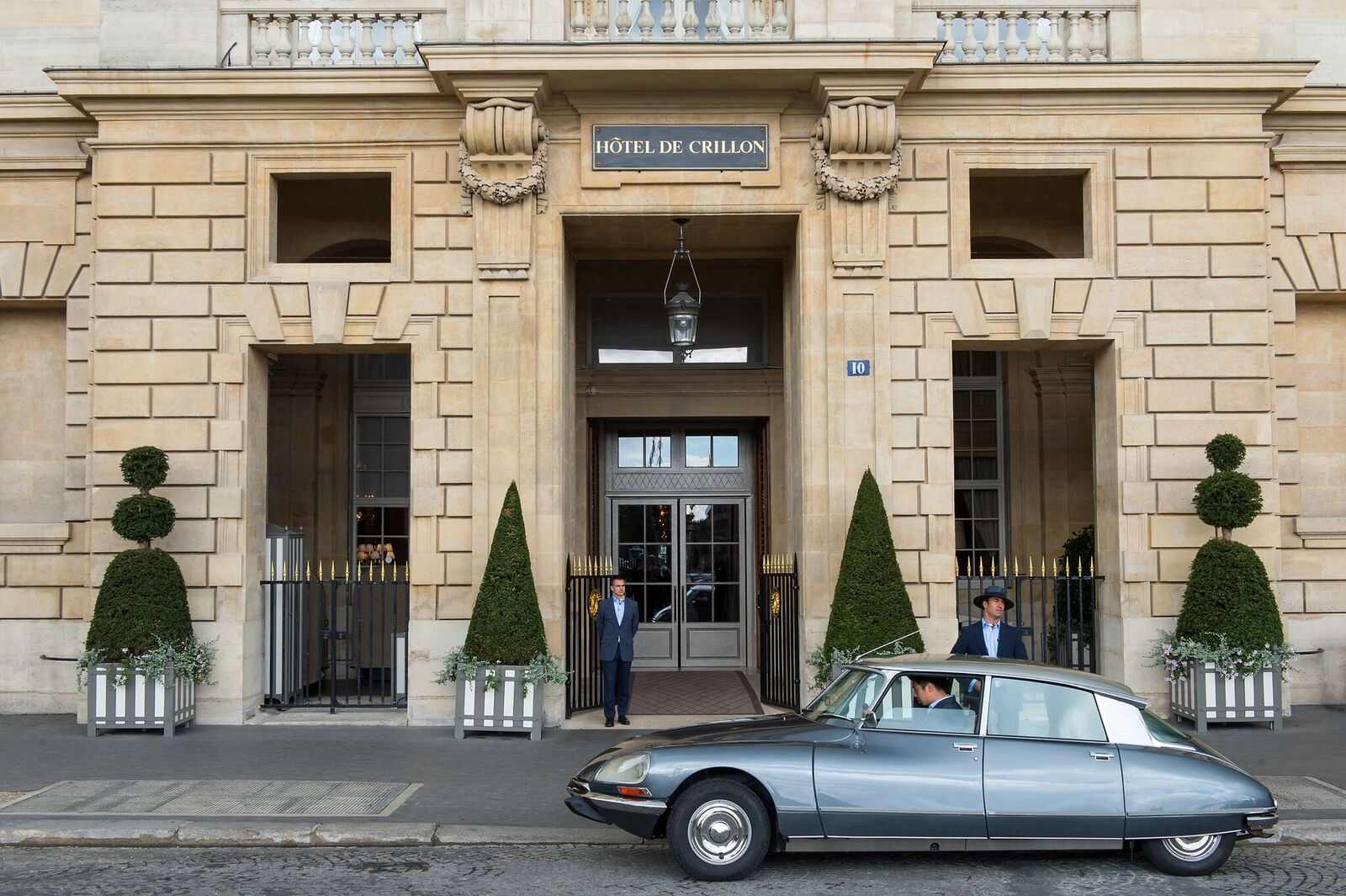 Le Crillon Rosewood Paris (12 Days of Rosewood)