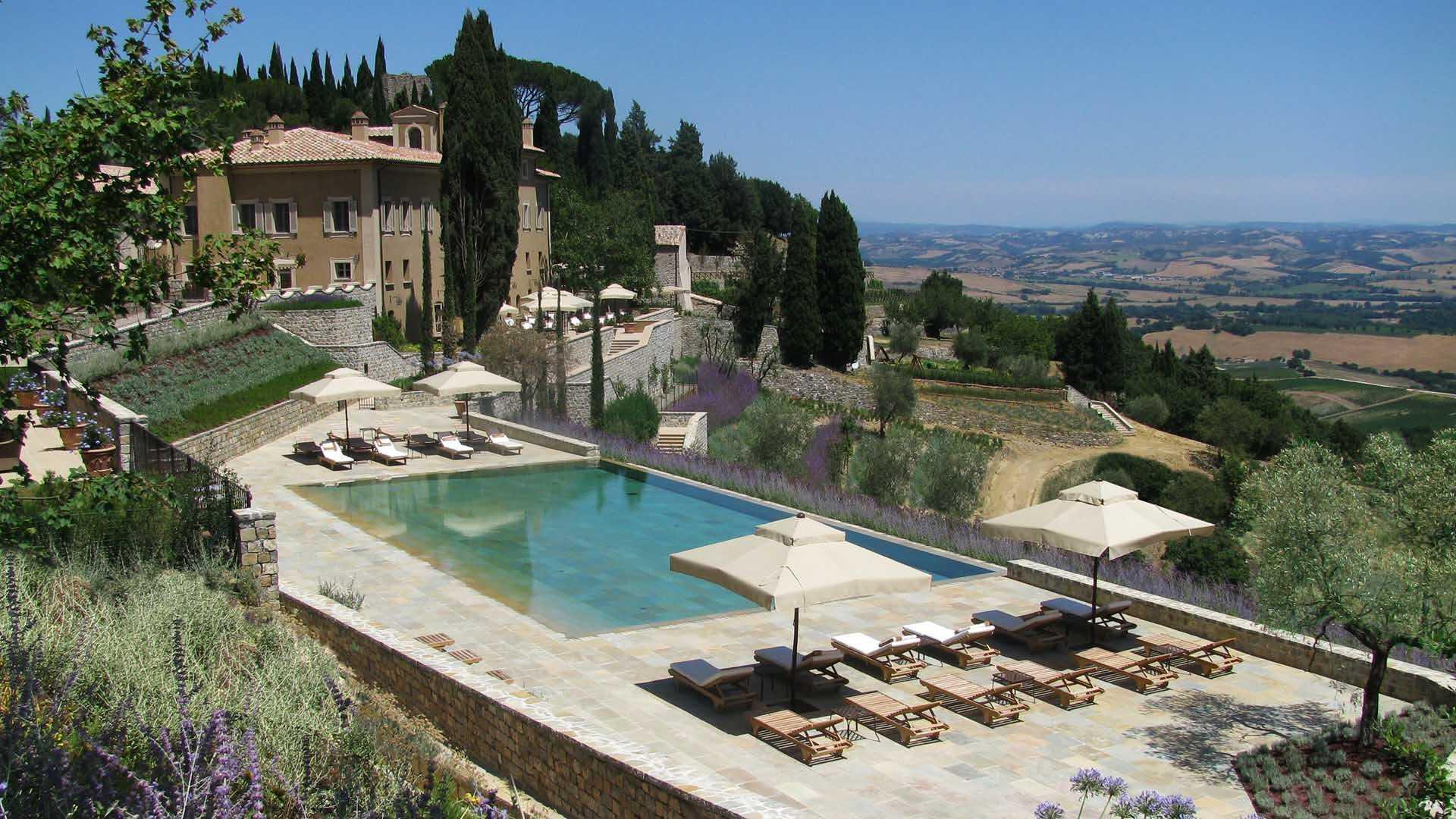 Rosewood Castiglion del Bosco, Tuscany (12 Days of Rosewood)
