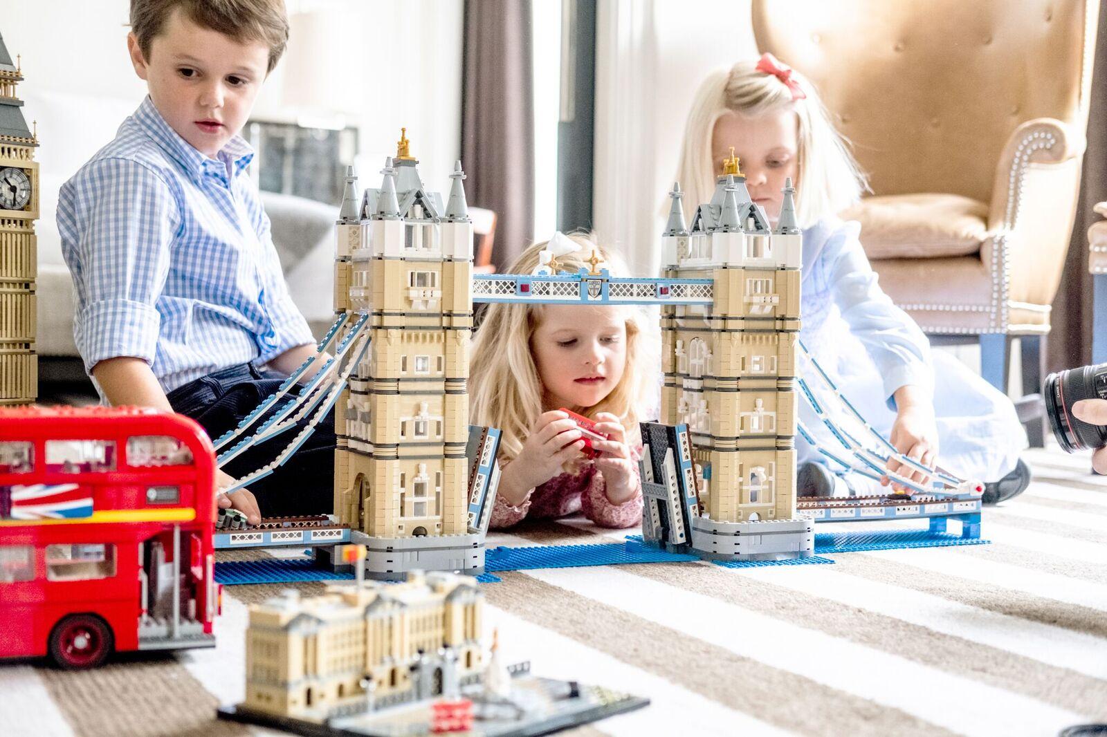 Rosewood London, Legoland partnership