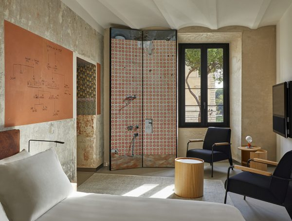 Rome's latest luxury boutique hotel, 'The Rooms of Rome' is now open – stunning interior design