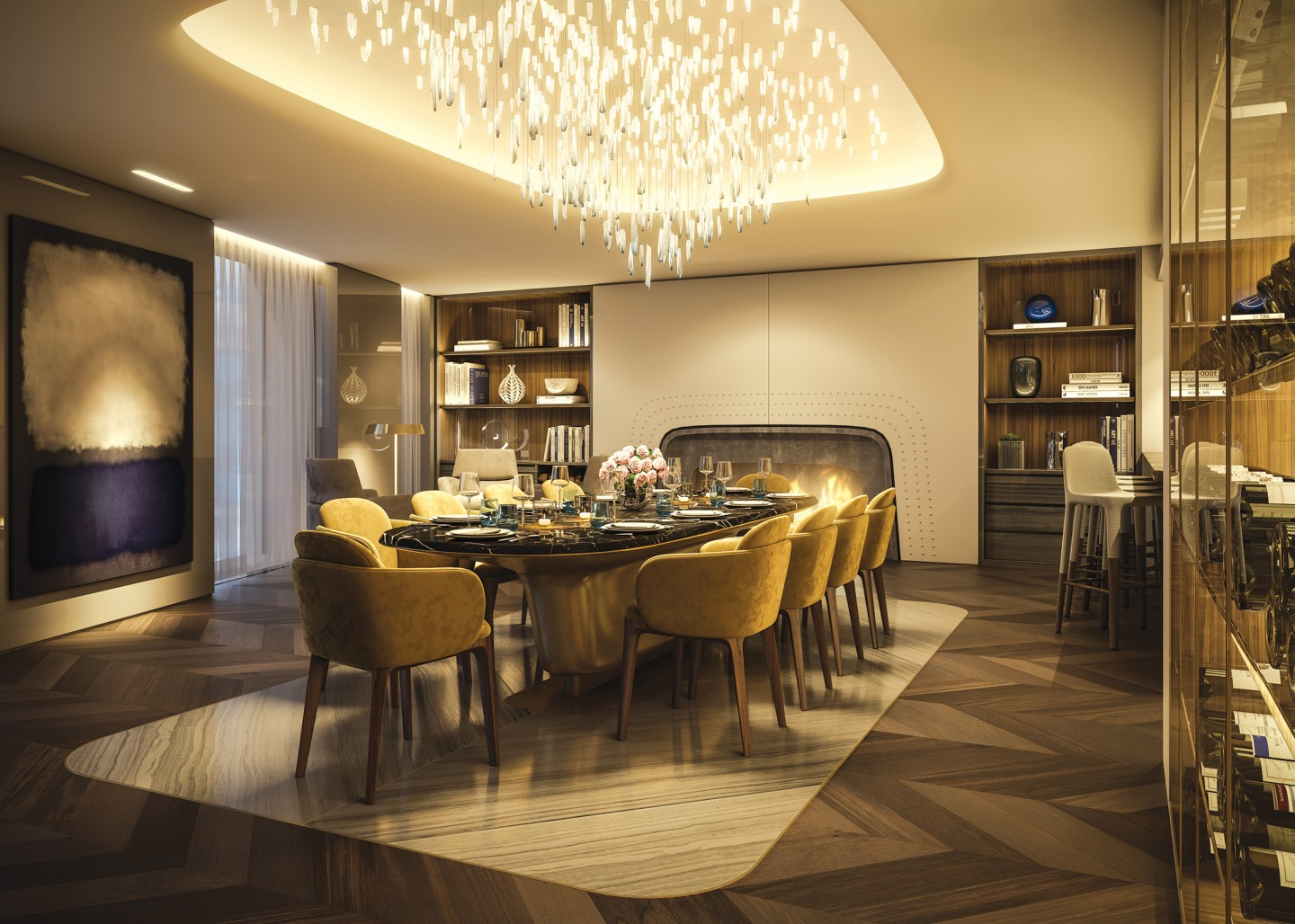The Mayfair Park Residences (Clivedale & Dorchester Collection)