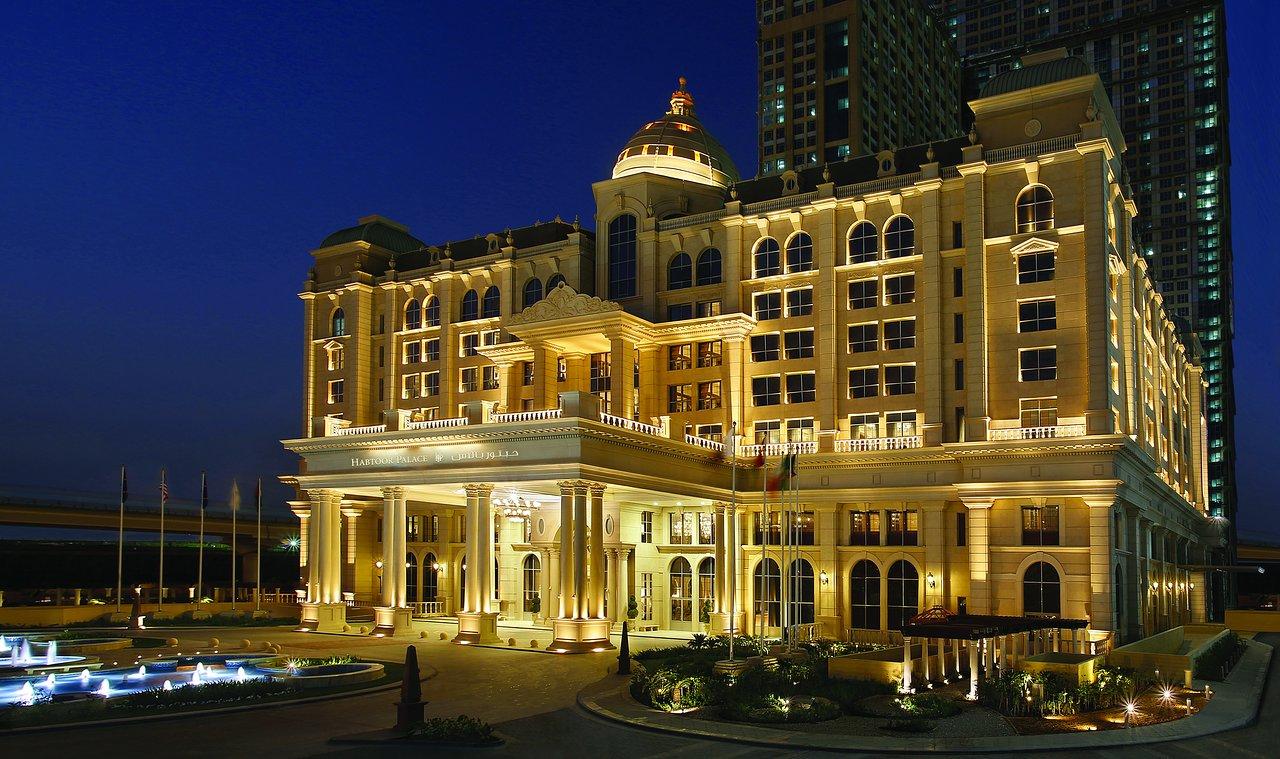 LXR Hotel - Habtoor Palace Dubai (Hilton Group)
