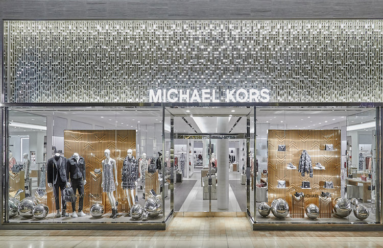 Michael Kors new store in Toronto at Yorkdale