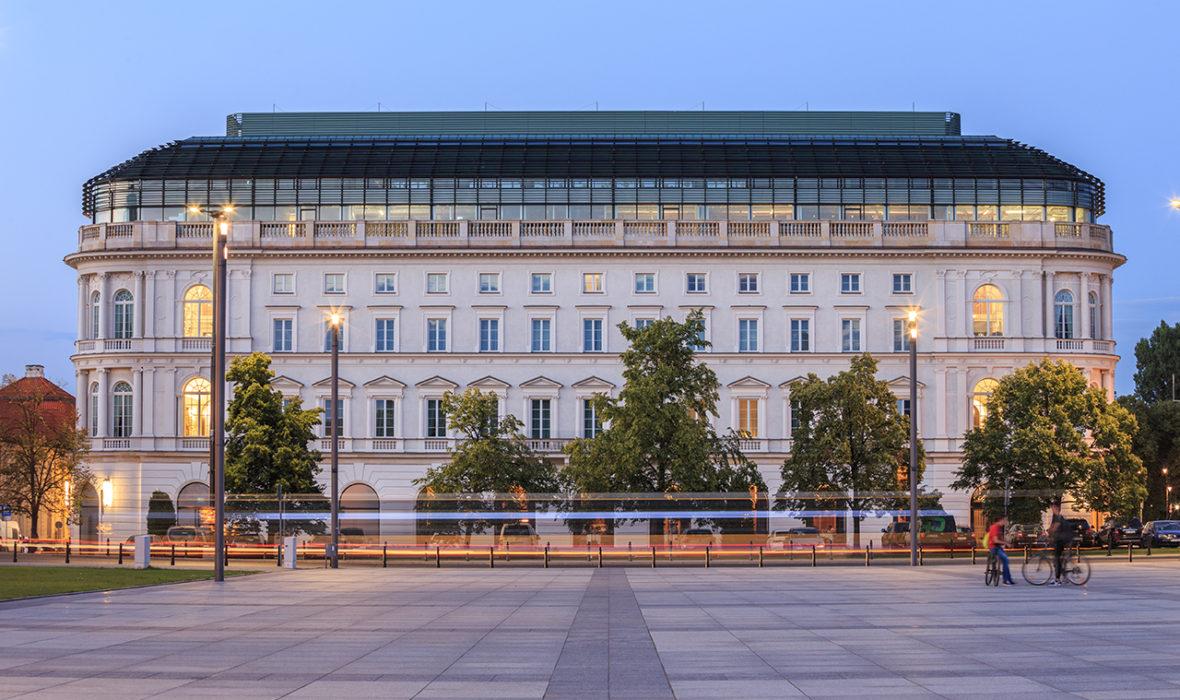 Raffles Europejski Warsaw