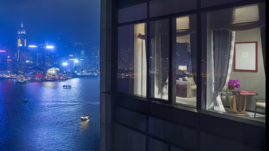 Rosewood Hong Kong - Corner Suite