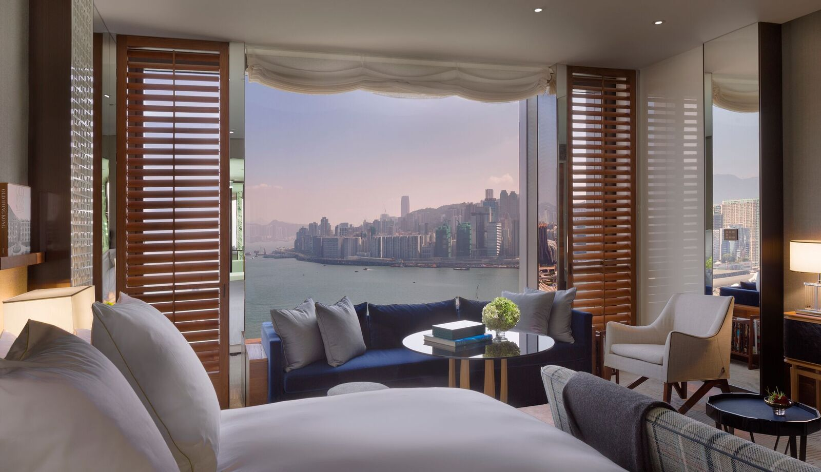 Rosewood Hong Kong - Harbour View Room