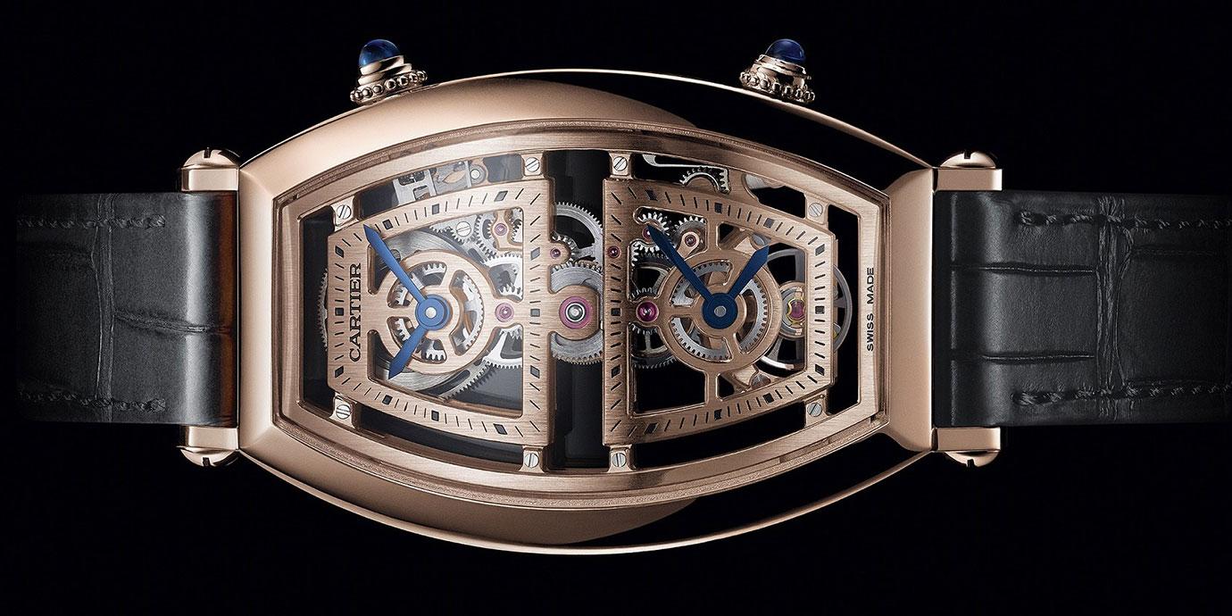 Cartier Tonneau watch pre-SIHH 2019