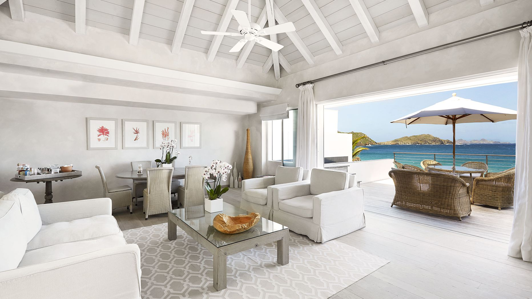 Cheval Blanc St-Barth Isle de France (LVMH)