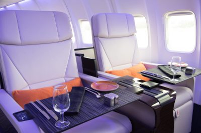 Four Seasons Private Jet 2019