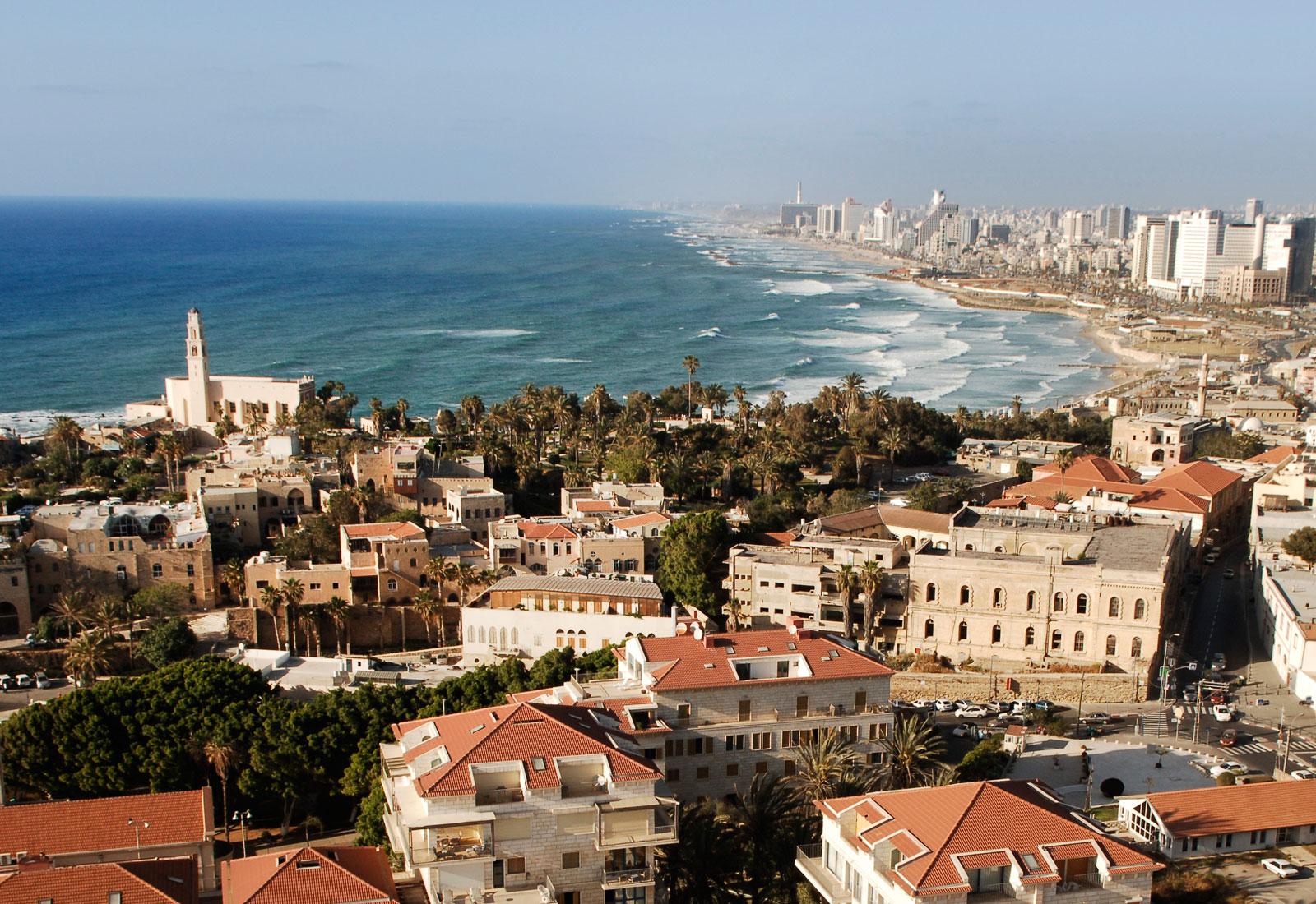 Jaffa district, Tel Aviv