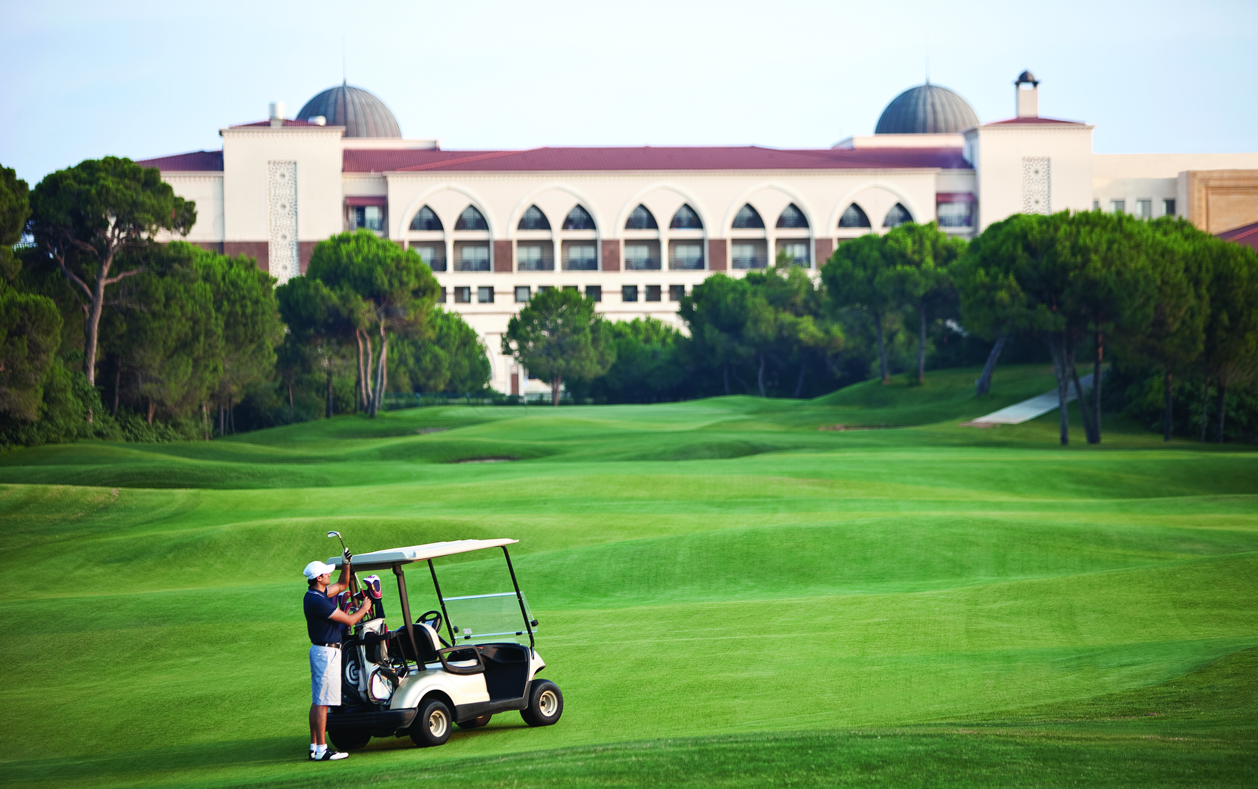 Kempinski Hotel The Dome Belek Turkey - golf