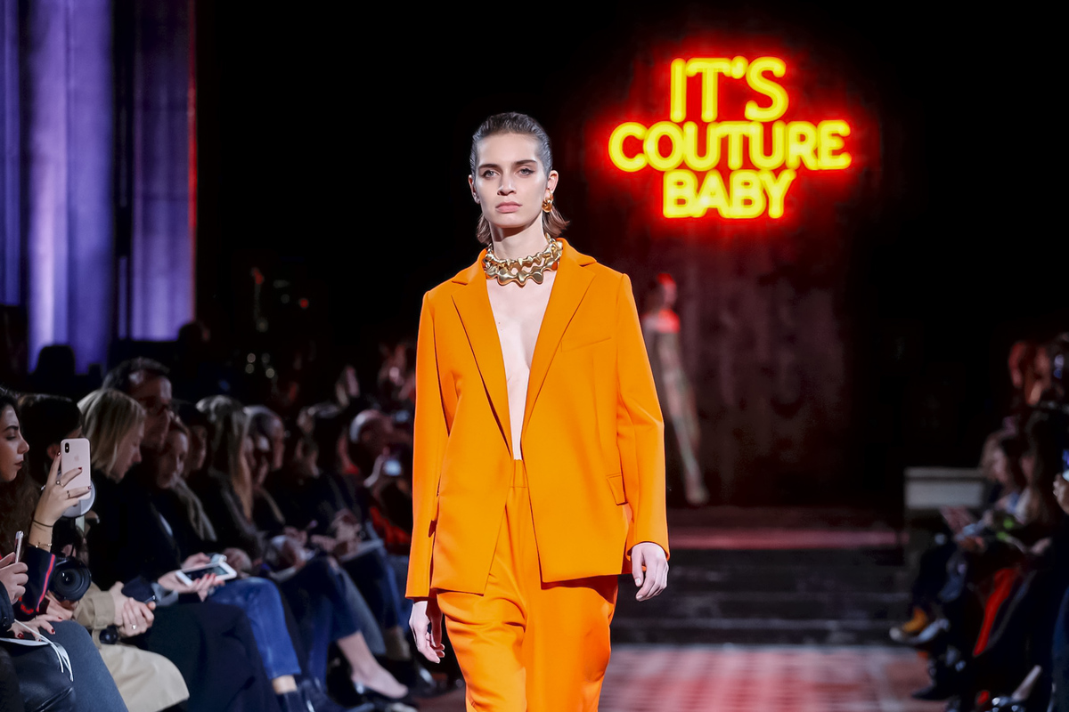 Maison Rabih Kayrouz Haute Couture SS18 Paris