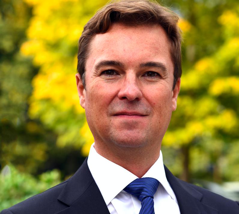 Tom Rowntree Global VP Luxury Brands IHG Intercontinental